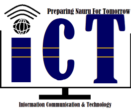Department of ICT Nauru Logo